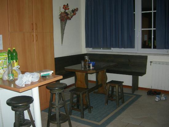 Quinta da Vigia: dining place