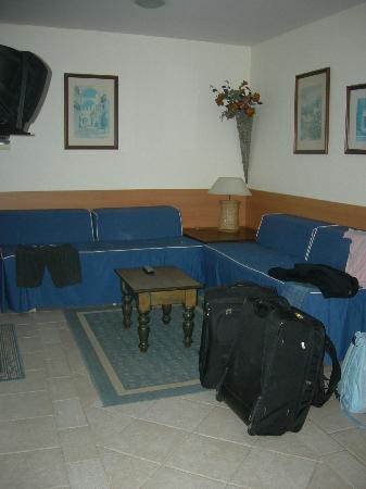 Quinta da Vigia: living room