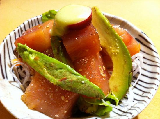 Sushi Bar Nagomi : Sesame Tuna