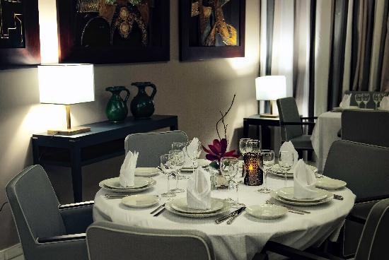 Palais Faraj Suites & Spa: Restaurant la Terrasse