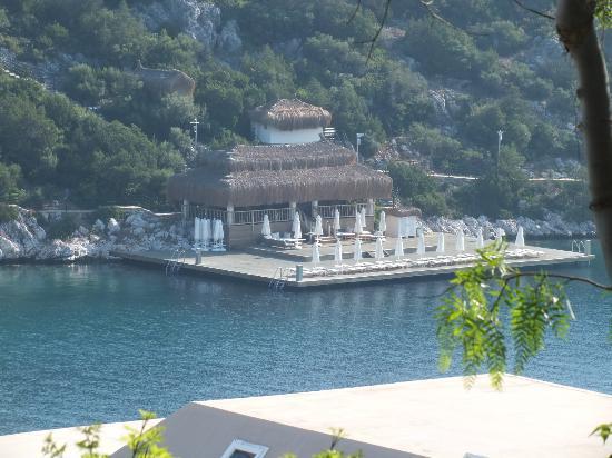 Hilton Bodrum Turkbuku Resort & Spa: View from room