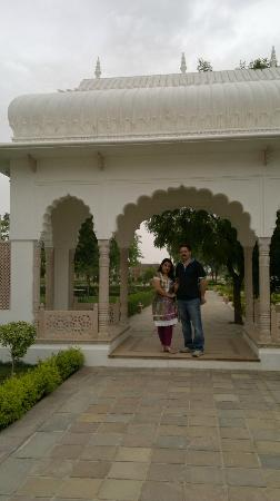 Talabgaon Castle Heritage Resort: Entrance