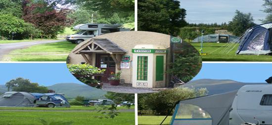 Ballinacourty House Caravan & Camping Park