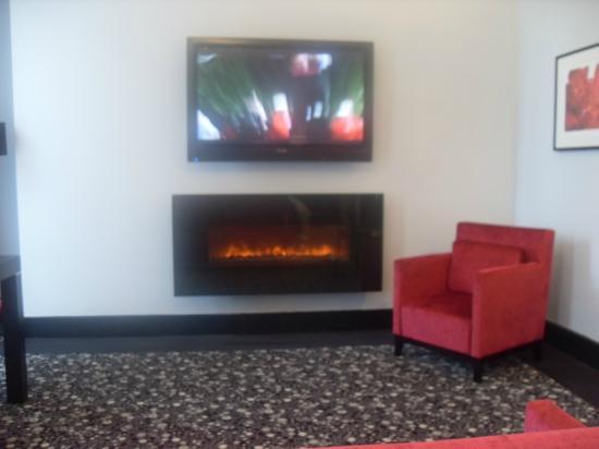 Hampton Hotel: suite