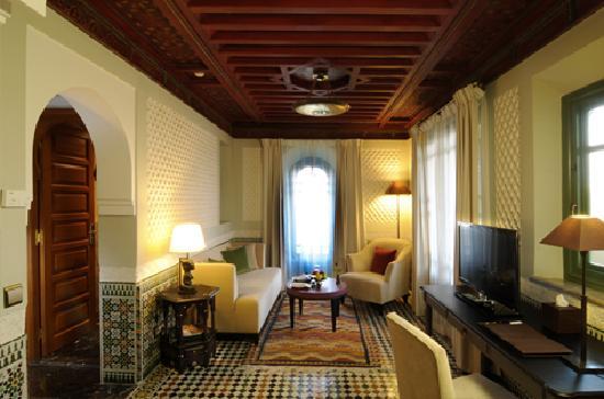 Palais Faraj Suites & Spa: Suite Grand Vizir