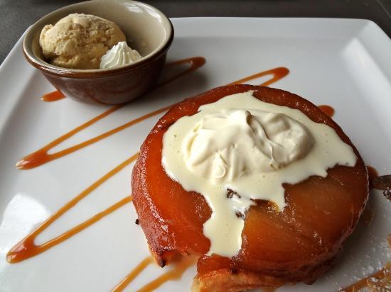 Côté Rotisserie : tarte tatin