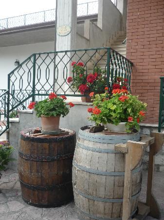 Camere Villa Alessandra: Ingresso-Entrance