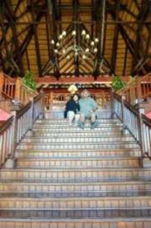 Epacha Game Lodge and Spa: Hendrik & Marieka Burger - Epacha's Managers