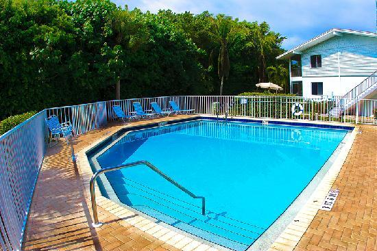 Colony Inn: Heated Fresh Water Pool