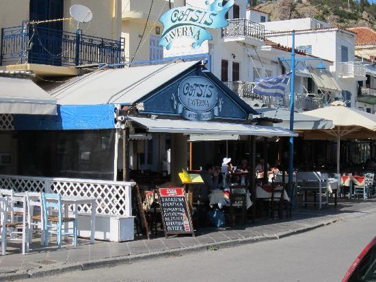 Oasis Tavern: Taverna Oasis