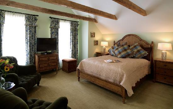 The Lyme Inn: Fourth Floor Suite