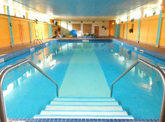 Hudson Valley Resort And Spa Heated Indoor Pool