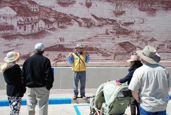 The Original Monterey Walking Tours: Thom - Monterey Walking Tour, Tour Guide
