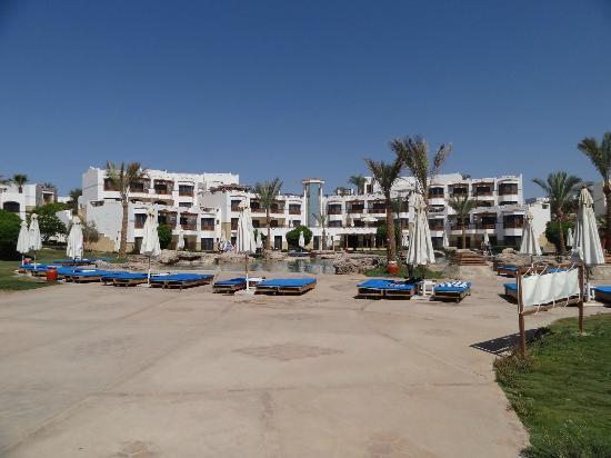 Otium Hotel Amphoras: Hauptpool Strandlage
