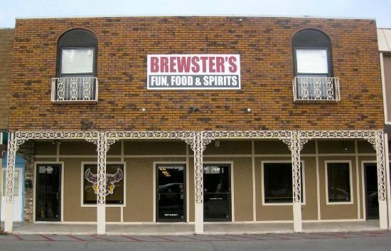 Brewster's Restaurant : Brewster's