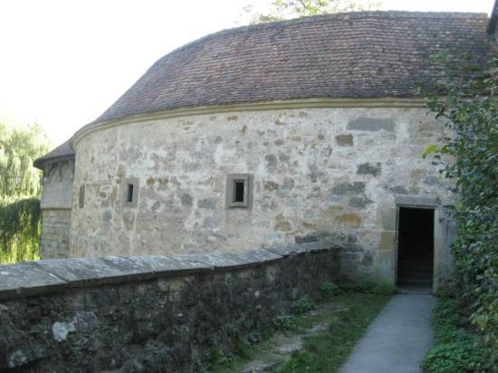 Spital Bastion : Side Entrance