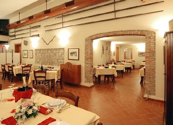 Vigodarzere, Italia: Sala interna