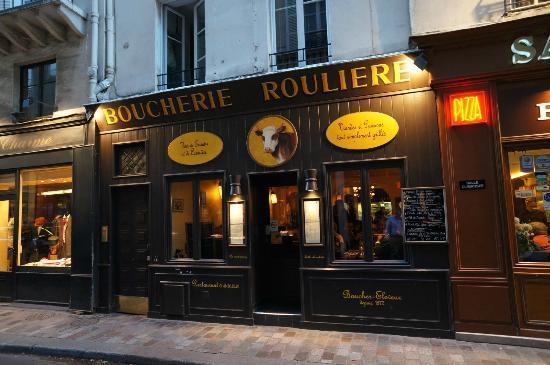 Boucherie Rouliere