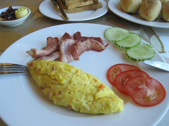 La Sapinette Hotel Dalat : Breakfast