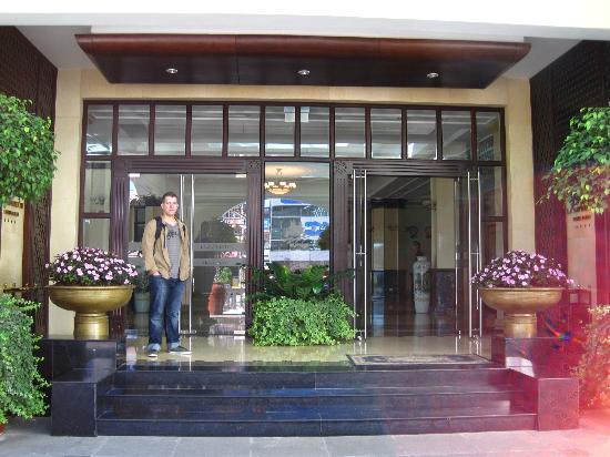 La Sapinette Hotel Dalat: Entrance