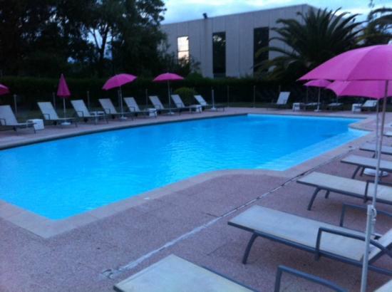 Mercure Cannes Mandelieu Hotel: piscine