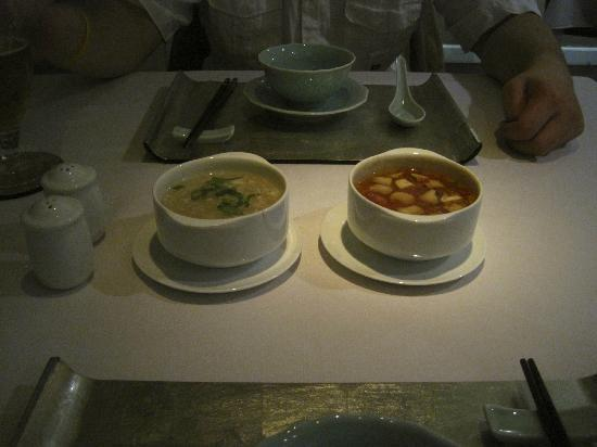 Ming Dynasty: Soups