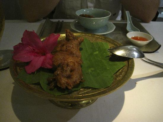 Ming Dynasty: Friend soft shell crab