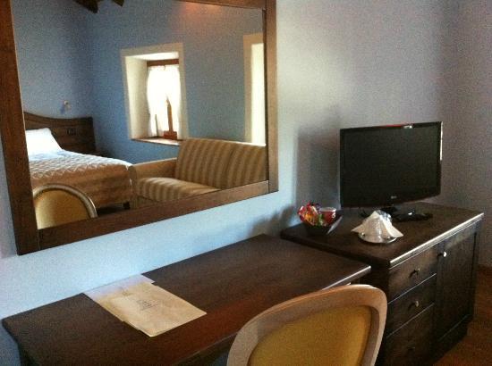 Hotel Cascina Canova: Bedroom