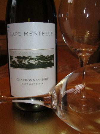 Cape Mentelle Wines: My purchase