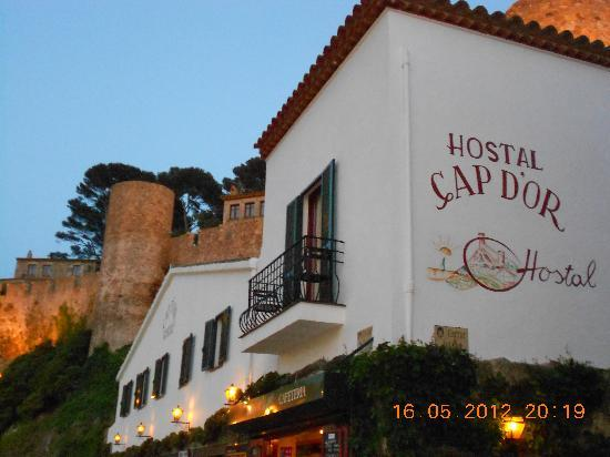 Hotel Cap d'Or : Well worth a visit- have a coffee & a brandy