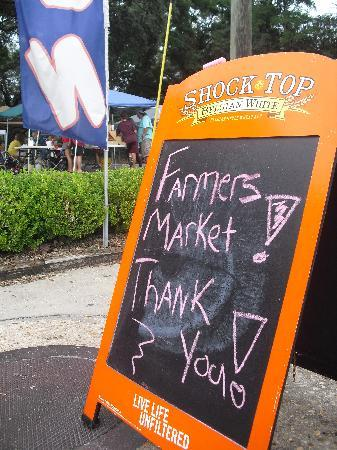 One 20: Host of The Niceville Farmers Market
