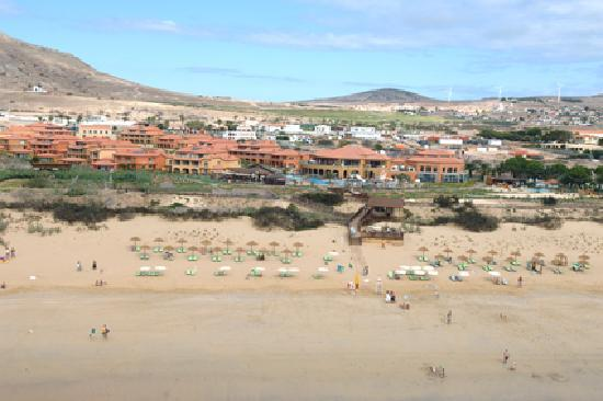 Pestana Porto Santo All Inclusive: Beach