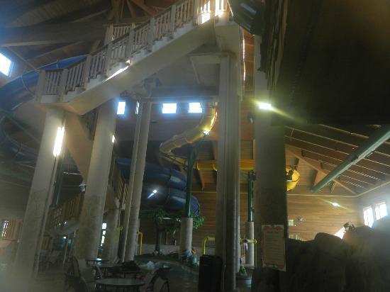 Holiday Inn Express Hotel & Suites Brainerd-Baxter: Water Park 3