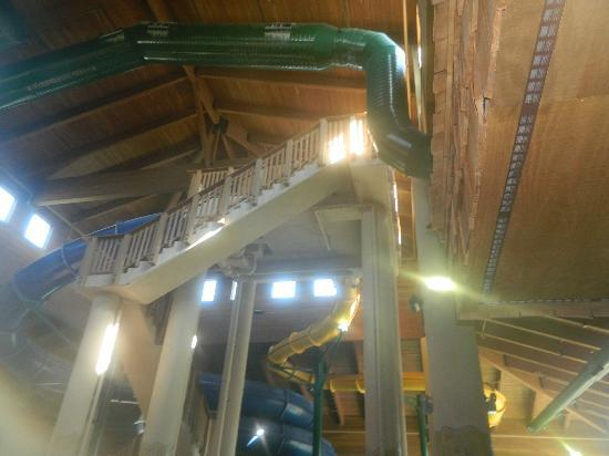 Holiday Inn Express Hotel & Suites Brainerd-Baxter: Water Park
