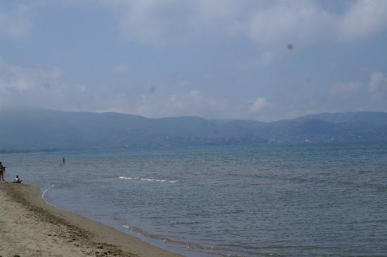 Orbetello, Italy: mare