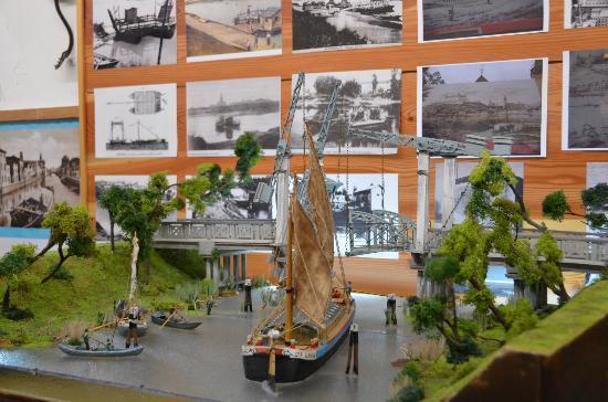 Museo della Navigazione Fluviale di Battaglia Terme