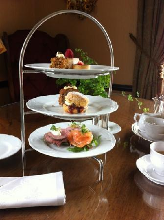 Park Hotel Kenmare: afternoon tea