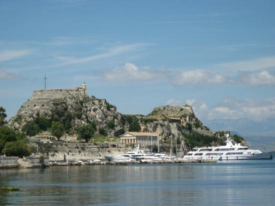 Sunshine Corfu Hotel & Spa : corfou forteresse
