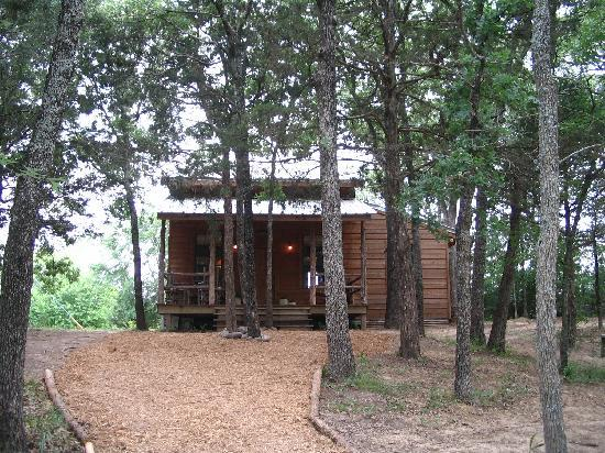 Pappy's Paradise Bed & Breakfast : The Cabin - sleeps 7
