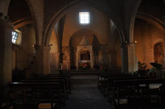 Grab des Ildebrando: ...in der Kirche Santa Maria....