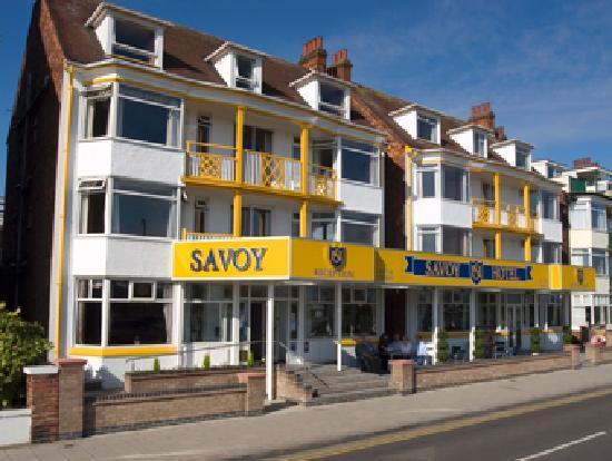 Savoy Hotel: Exterior View