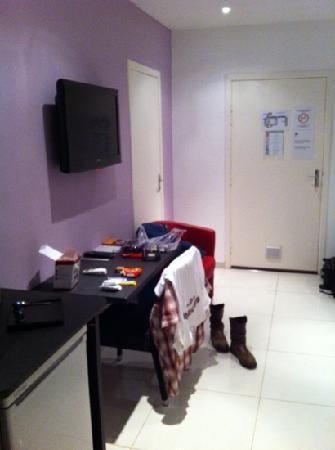 Hotel du Parc : room 104