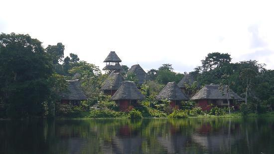 Yasuni National Park, Ecuador: The lodges