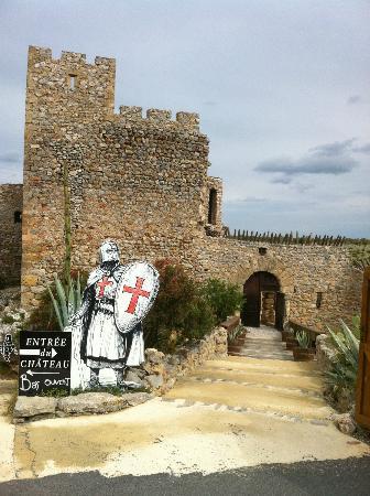 Hotel Troiz : Nearby Castle