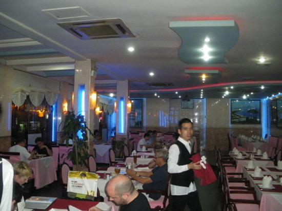 Ciao-Italia : Dining area