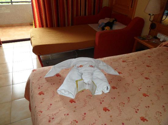 GF Fanabe: Our daily room clean ended with a different character