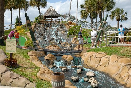 Junglegolf, Fort Myers
