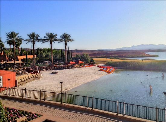 The Westin Lake Las Vegas Resort Spa Beach At