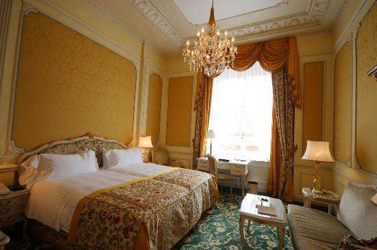 Hotel Imperial Vienna: Very beautiful spacious room