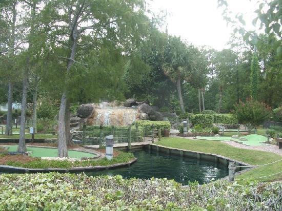 Pirate's Island Adventure Golf : Pirate's Island, Gulf Shores